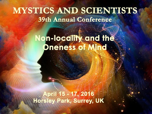 Mystics and Scientists 2016
