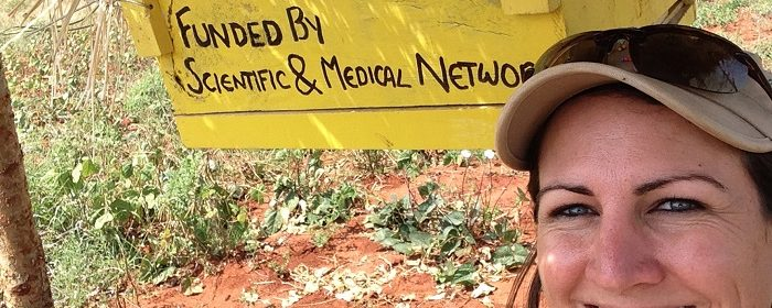 Beehives Funded by the Scientific and Medical Network Installed in Kenya