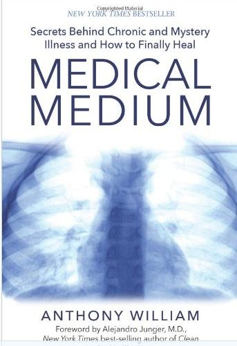 Medical Medium Secrets Behind Chronic and Mystery Illness by Anthony WIlliam