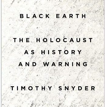 Black Earth the holocaust as history and warning by Timothy Snyder