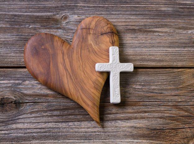 Spiritual faith and heart centred meditation