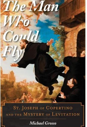 The Man Who Could Fly - Michael Grosso