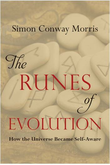 The Runes of Evolution: How the Universe became Self-Aware by Simon Conway Morris