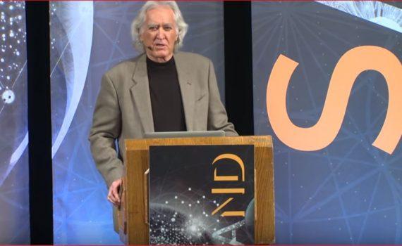 Larry Dossey presentation