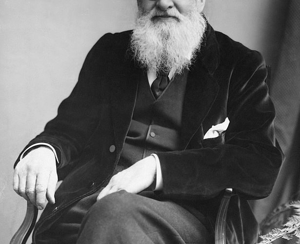Alfred Russel Wallace c.1895