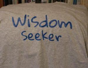 wisdom seeker