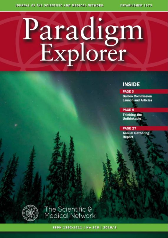 Paradigm Explorer 128 Cover