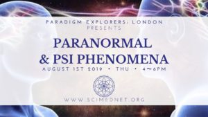 paranormal psi phenomena