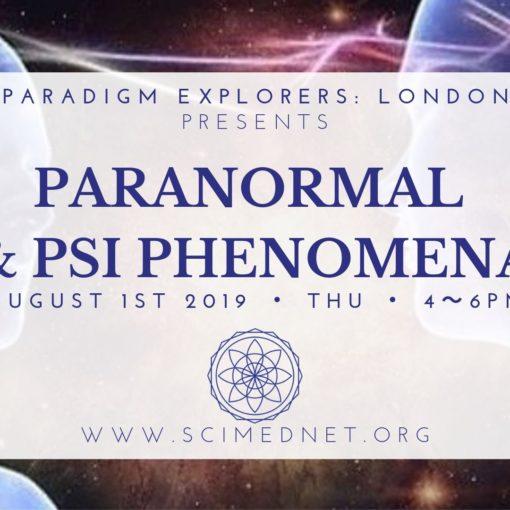 paranormal psi phenomena