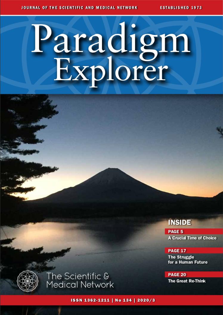 Paradigm Explorer 134 - January 2021